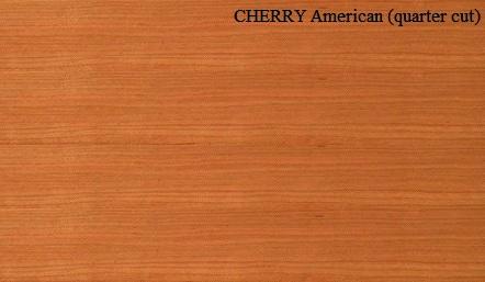 American Cherry Wood Veneer