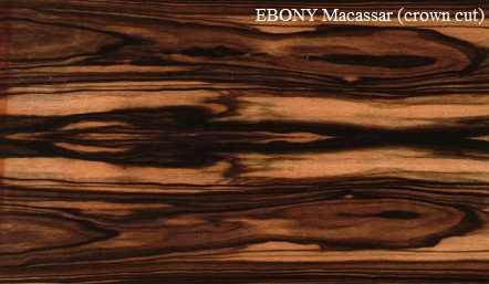 Wood Veneer Decorative Amp Exotic Species