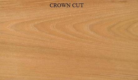 Wood Veneer Grain Types
