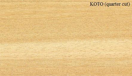 Koto Wood Veneer