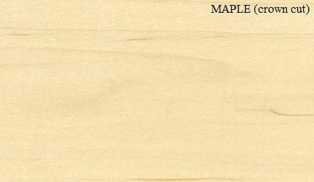 Maple Crown Wood Veneer