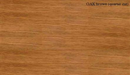 Oak Wood Veneer European