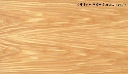 Olive Ash Wood Veneer