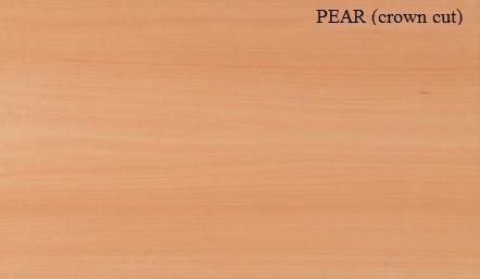 Pear Wood Veneer