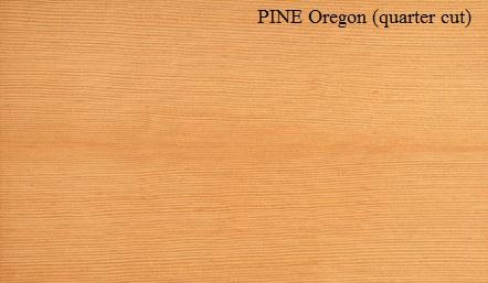 Oregon Pine Wood Veneer