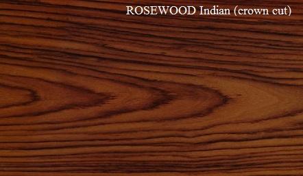 Indian Rosewood Wood Veneer