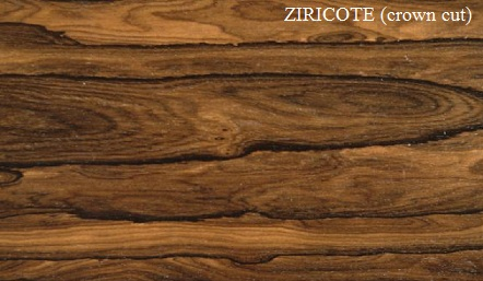 Ziricote Wood Veneer